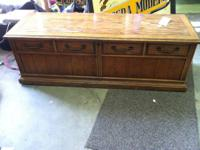 This is a Lane cedar chest in excellent condition and