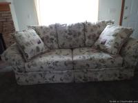 LIKE NEW - BEAUTIFUL LARGE SOFA BY SEALY FURNITURE WITH