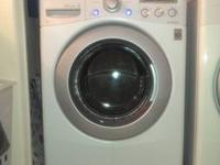 LG Front Load Washer and Dryer $1500 OBO Both in