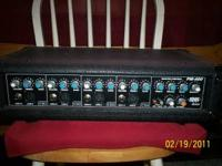 great mixer like new call anytime  its a pm-400 model