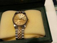 Rolex DateJust Watch with Box HERE Retail Rates ...