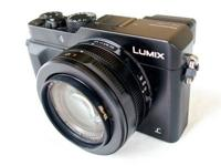 Up for sale is a like-new Panasonic Lumix LX100 digital