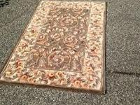 Wanting to offer a set of 3 lovely Momeni scatter rug.