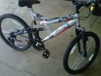 Hey i have a 21 speed mongoose mountain bike...this
