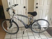 Great bike-Like New condition Avalon bike.7 speed ,