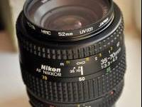 FOR SALE: Like-NEW!! Nikon / Nikkor AF Lenses Nikkor