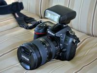 I have a Nikon SB-400 flash for sale. It resembles new