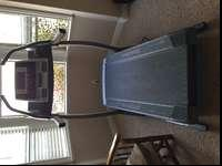 NordicTrack X9i Incline Trainer Like new very gently