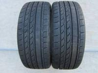 I have a premium pair of 225/45R17 V speed rated