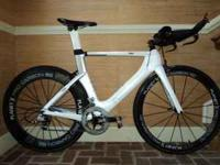 2011 Planet X Tri/TT bike - size Medium - very stiff