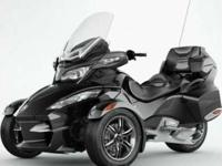 Like New Pre-Owned 2010 Can-Am Spyder RT-S SM5 in