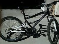 "Schwinn 26"" Aluminum Frame Mountain Bike, 21 Speed,"