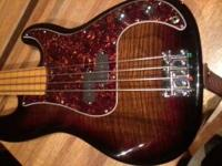 Perfect SX P Bass sounds great plays like butter. I