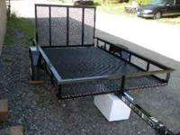 I am selling my trailer mesh tailgate it measures 6.5 x