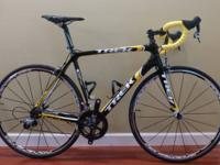 2011 Trek Madone 6.2 H1 Size 58cm - WELL Maintained and