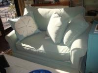 OTTOMAN 445 SLEEPER LOVESEAT $545 Luxury For Less in