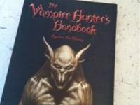 Like New Vampire Book Has Ton Of Cool Stuff &