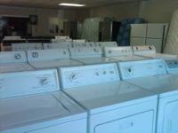 MUST SEE like new large capacity washer and dryer. Has