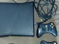 i have a Mint xbox 360 that is hardly used i have to