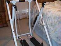 XL Glider by Exel exercise machine. Can be used with or