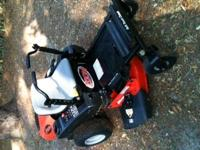 For Sale: 2011 Ariens Zero Turn Mower Zoom 34 Mower is
