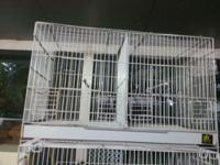 Lile brand-new breeding cages for canaries, finches and