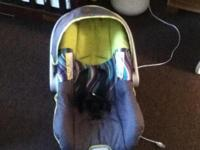 Have a nurture evenflo car seat my son used it for like