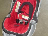 For sale is a Graco Baby / Infant Car Seat. Product has