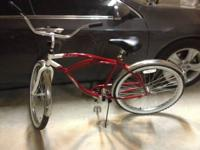 Kent City Cruiser: $125.00.  Up for Sale is a Like New