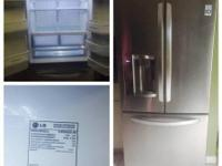 LG Refrigerator purchased at the end of March 2015 only