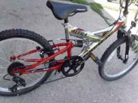 LIKE NEW TO EXCELLENT CONDITION MOUNTAIN BIKES FOR SALE