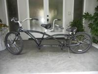 If you are looking for a Tandem Bike, you must see this