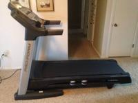 Fresh ProForm 995 Treadmill. Kept inside house (not