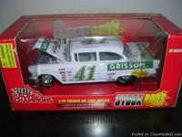 This is a 1 of 5,000 limited edition racing champions