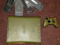 Limited edition Halo 3 xbox 360 with controller 4