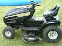 LIMITED EDITION RANCH KING riding lawn mower. 19 HP