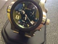 "LIMITED EDITION Renato Watch 249 / 600 ""GREAT"