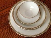 For sale is a set of china made in Limoges France by