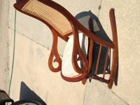 Lincoln Cane Back Rocking ChairThese rocking chairs are