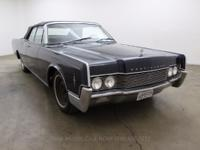 1966 Lincoln Continental Convertible1966 Lincoln