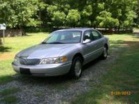 It's a 1998 Lincoln Continental with the 4.6 32 valve