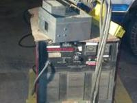 Two commercial welders sold as a pair. $600 for the