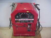 FOR SALE IS A USED LINCOLN ELECTRIC AC-225 ARC WELDER,