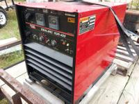 LINCOLN ELECTRIC IDEALARC R3R-400 STICK WELDER Good