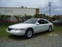 1995 Lincoln Mark VIII, 149K, Loaded, 4.6 32 Shutoff