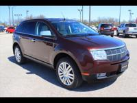 Lincoln Certified, CARFAX 1-Owner, ONLY 39,772 Miles!