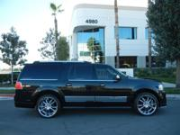 CUSTOM LEXANI COACHWORKS LINCOLN NAVIGATOR AS NEW ONLY