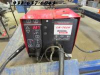 I JUST GOT ANOTHER NICE MIG WELDER IN TODAY.IT IS A