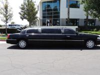 LOW MILE PERSONAL LIMO EXCELLENT CONDITION INSIDE AND