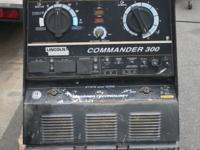 2000 Lincoln Commander 300 Welder/Generator  Well